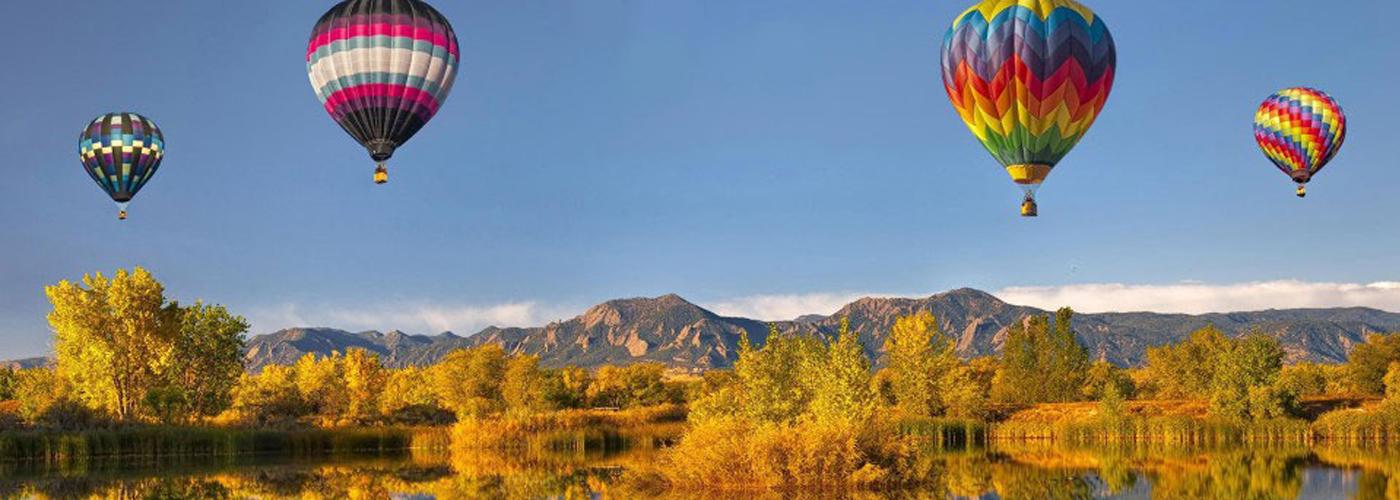 Boulder Balloons
